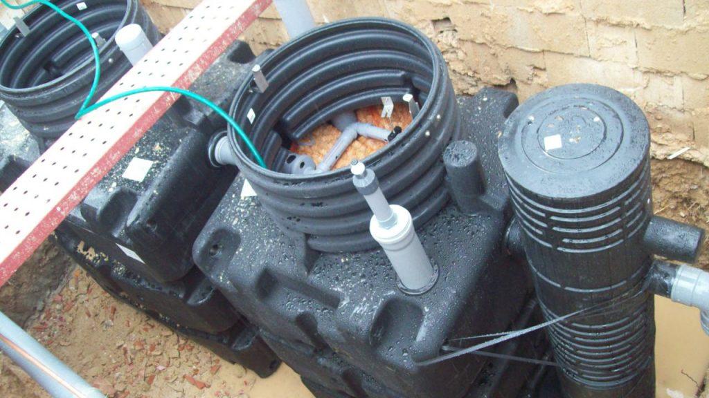 Depuradora de aguas residuales sin electricidad